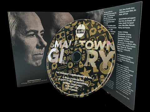 Smalltown Glory - The Tenement Commandments Vol. 1 EP - Limited Edition 1000 copies