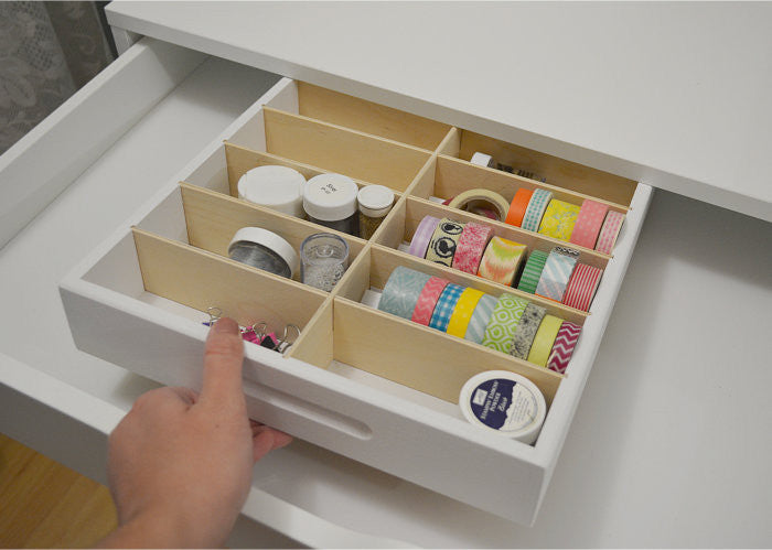 14 Cubby Drawer Caddy