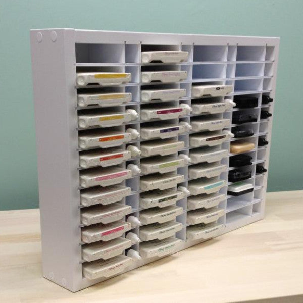 Main photo of the 48 Ink / ReInk Organizer for reinks and ink pads.