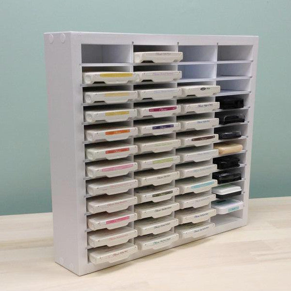 Ink pad organizer for Stampin Up from Organizemore.