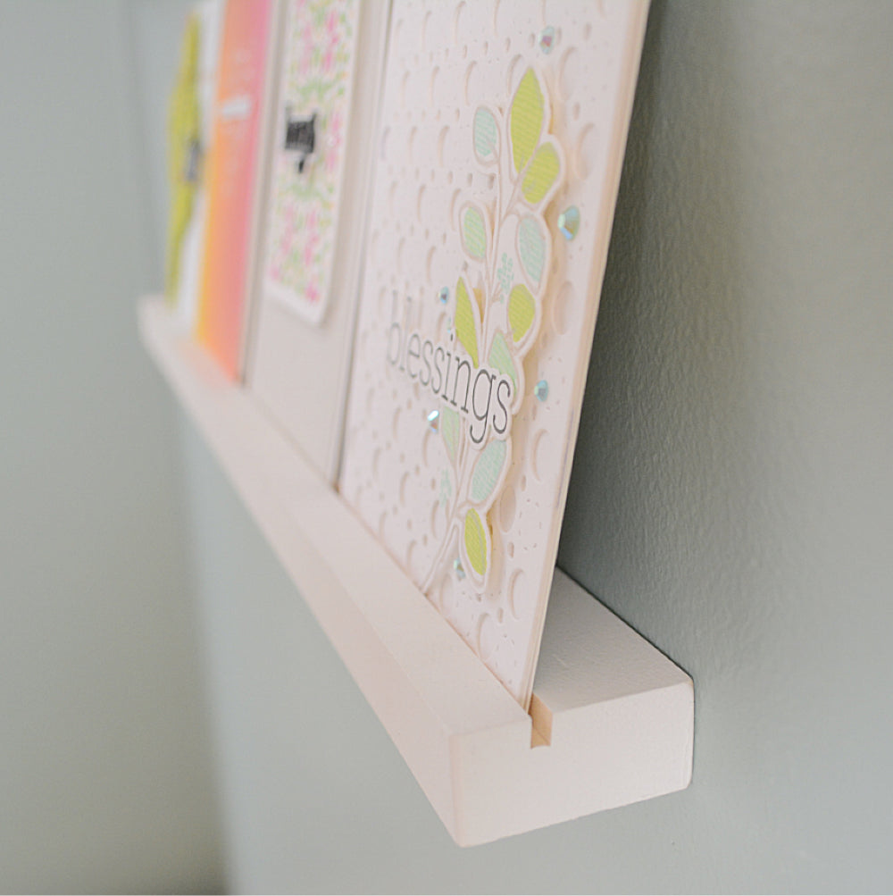 Floating Card Shelf-2 Pack