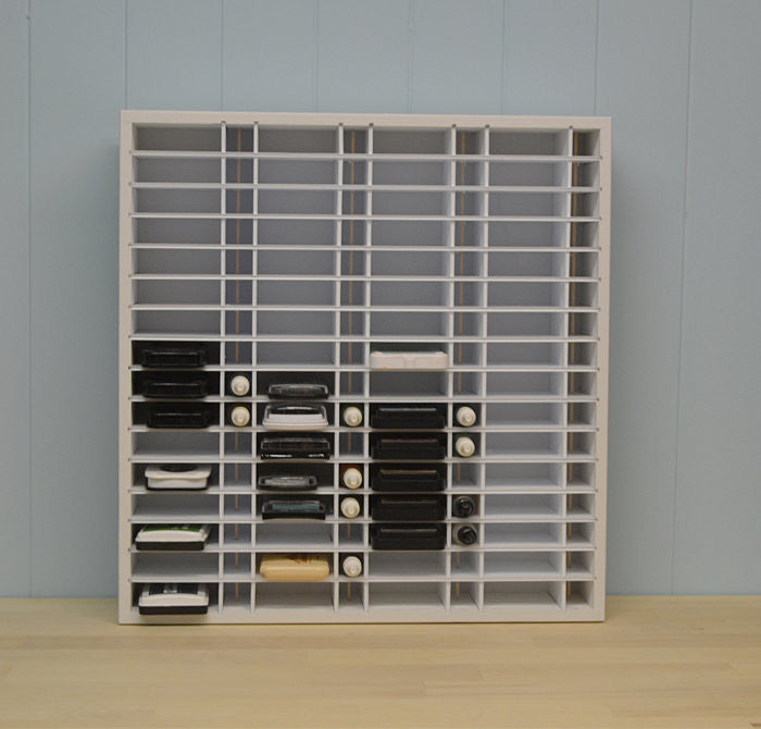 "Pro Ink/ReInk Organizer (up to 3.25"" wide pads)"