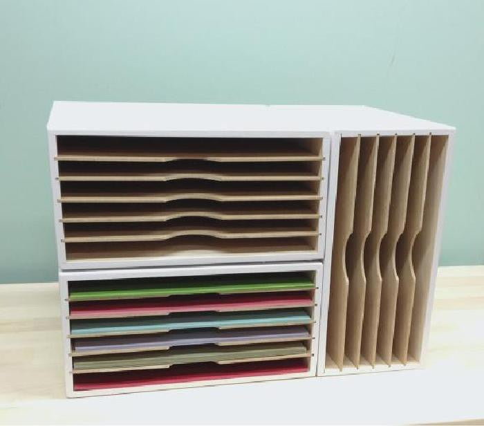 Stackable Paper Organizer