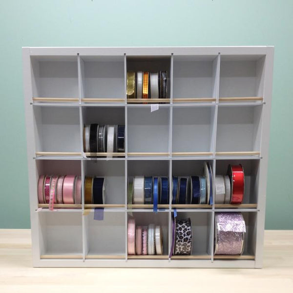 Front view of the Pro Ribbon Organizer.
