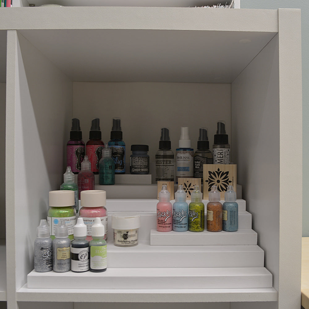 Create-My-Shelf Organizer (fits Ikea)