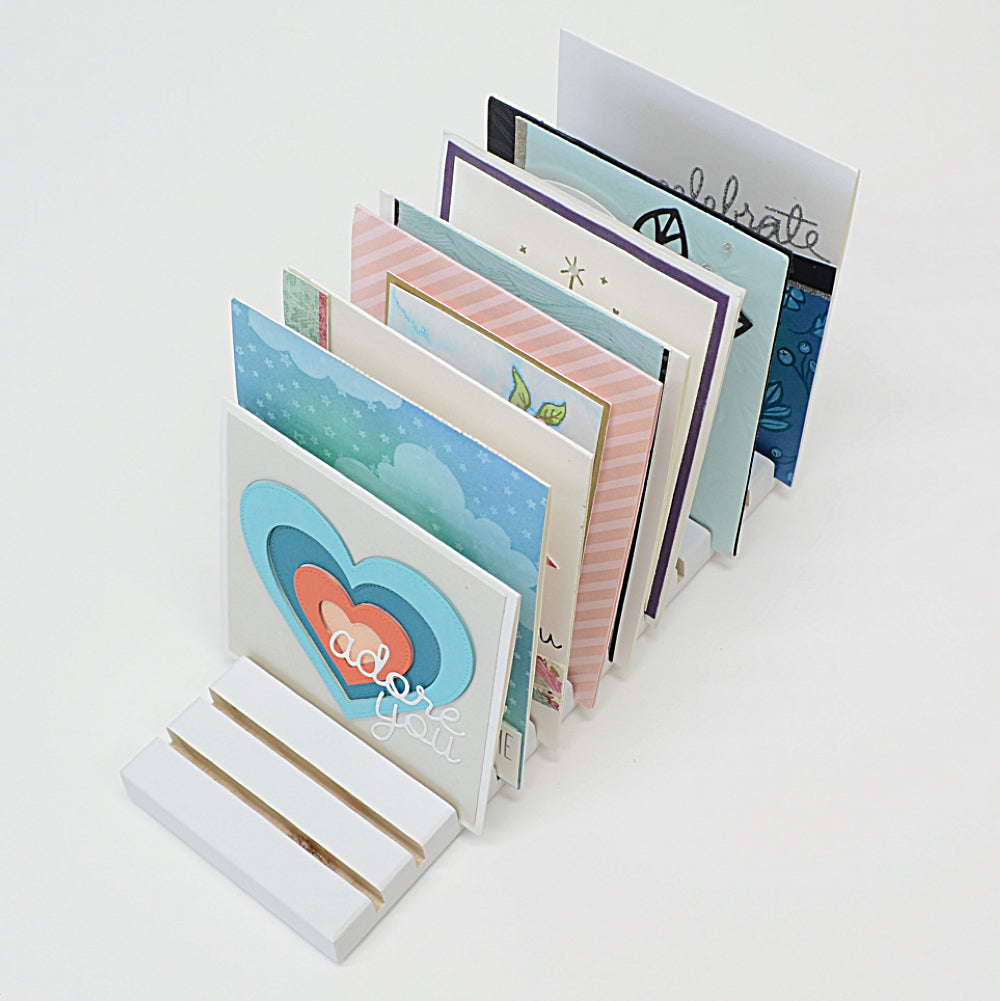 Card Stand/Drying Rack