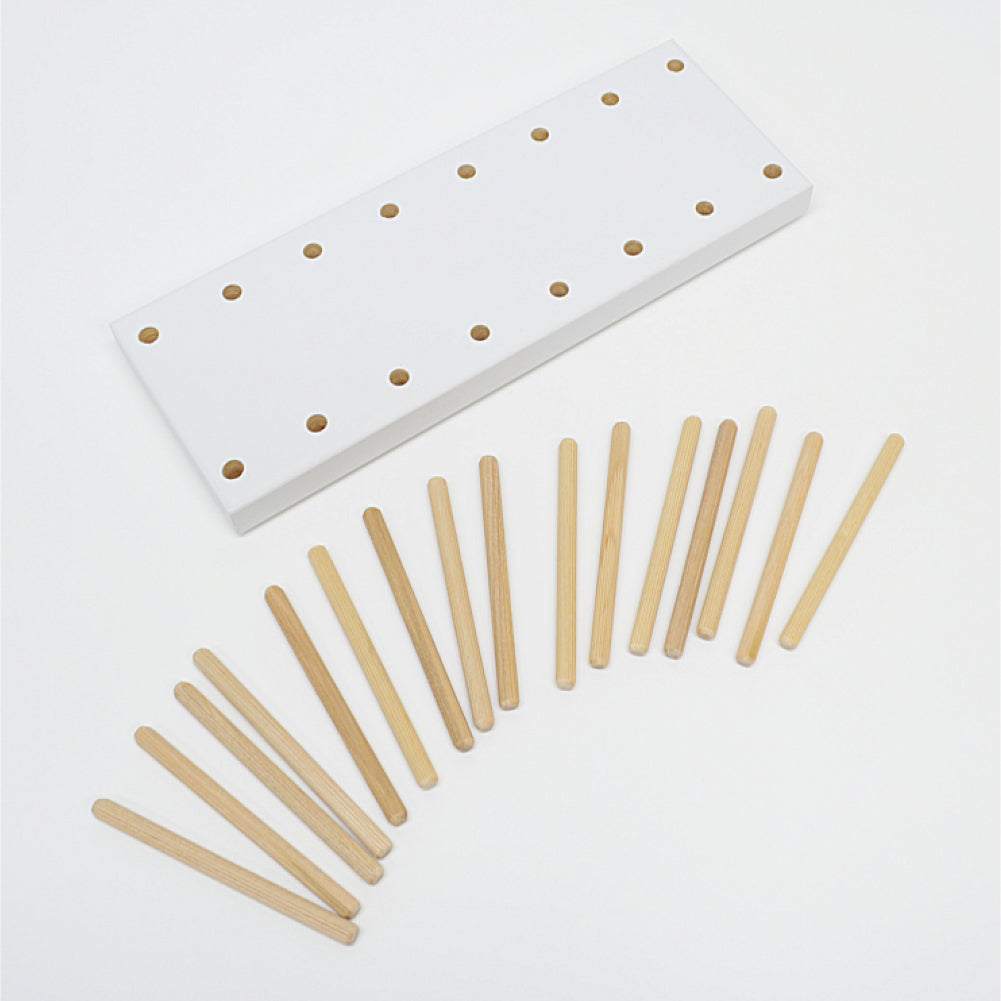 Card Supply/Peg Organizer