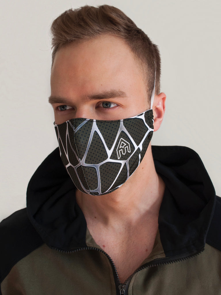 Dark Rush Mask
