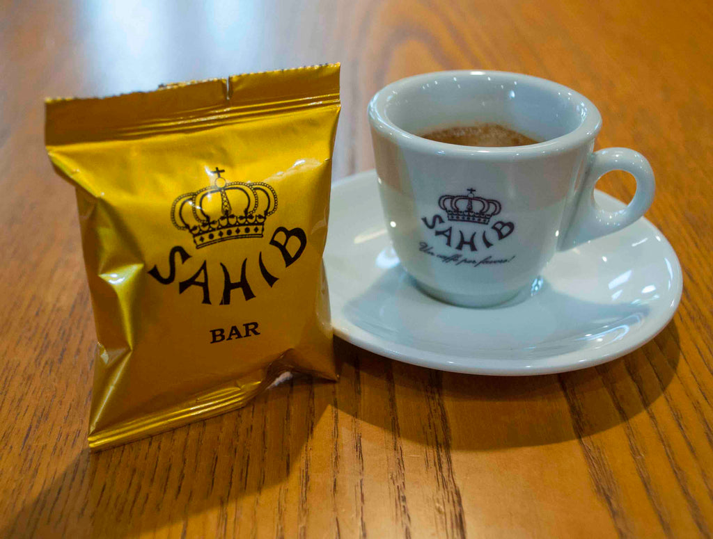 Sahib Coffee Capsule - BAR