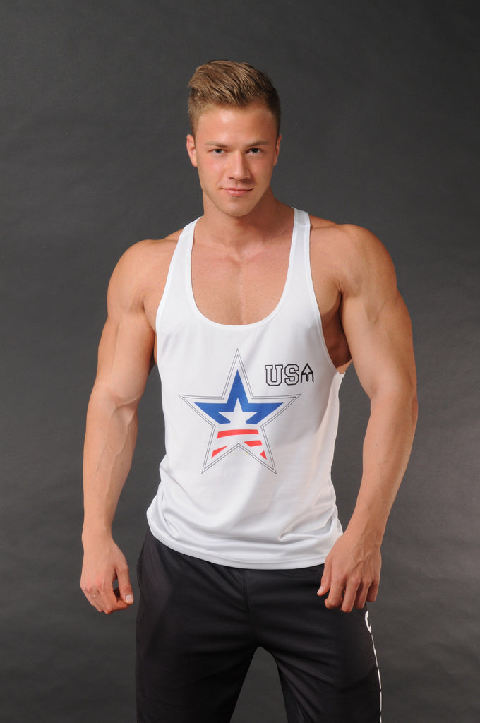 Attila's USA Star Stringer