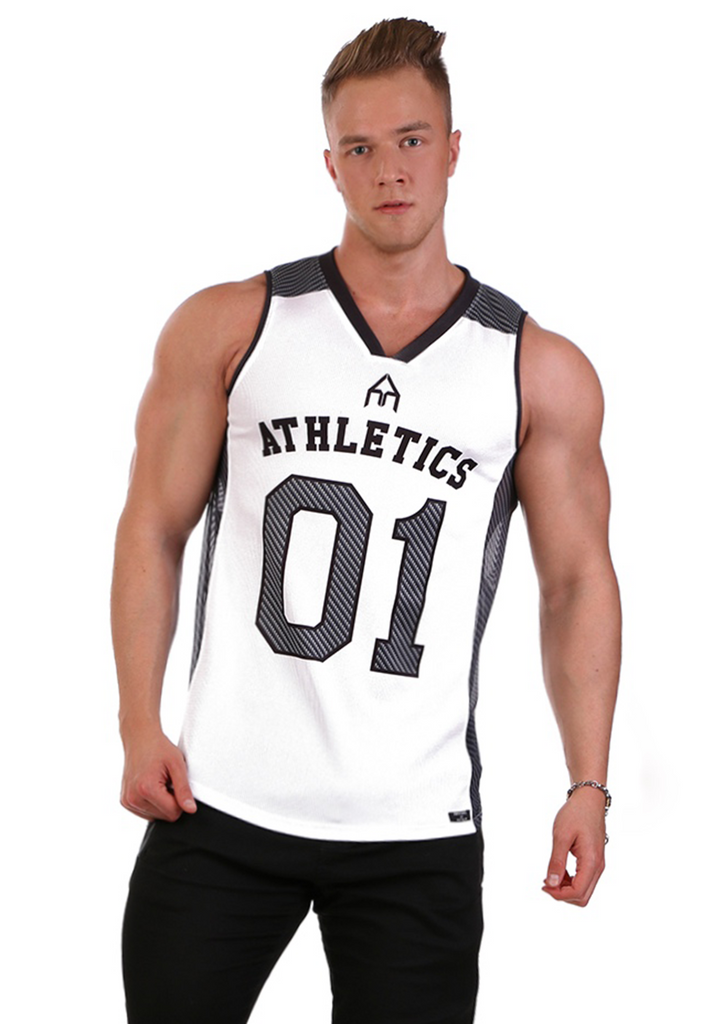 Attila Athletics Jersey - Carbon