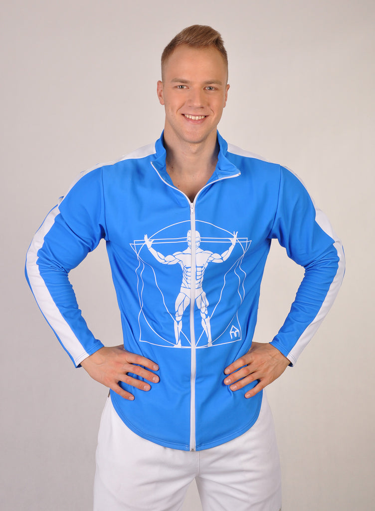 Attila's Signature Stream Jacket - Azure