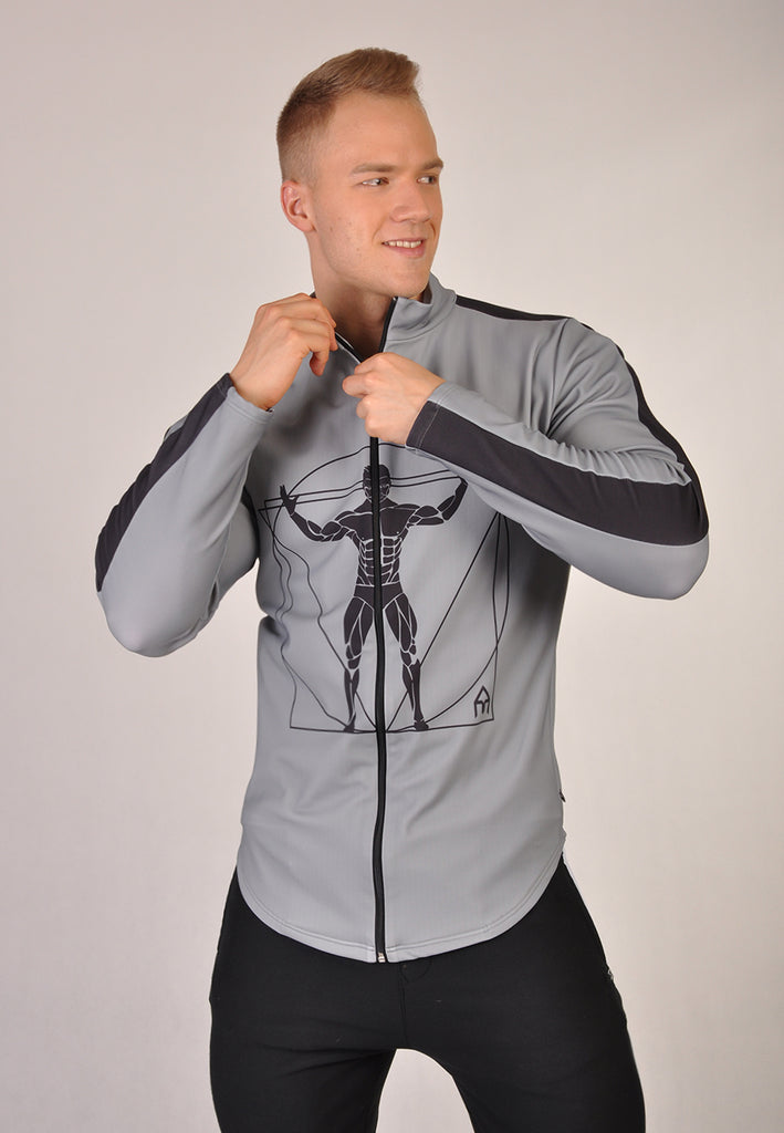 Attila's Signature Stream Jacket - Steel