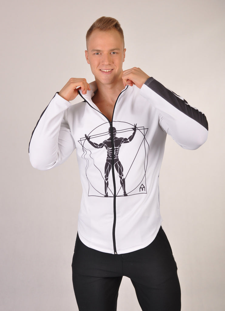 Attila's Signature Stream Jacket - White