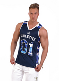 Attila Athletics Jersey - Aquatic