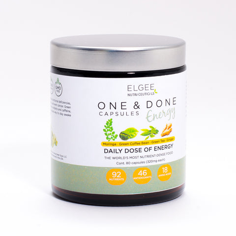 One & Done Energy Capsules