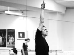 Andrey Klemm - Advanced/Professional ballet class