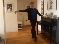 Felipe Diaz - Advanced/Professional ballet class