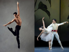 Sergio Masero - Beginner/Intermediate ballet class