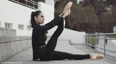Ballet Workout from the Principal Dancer Ana Sophia Scheller