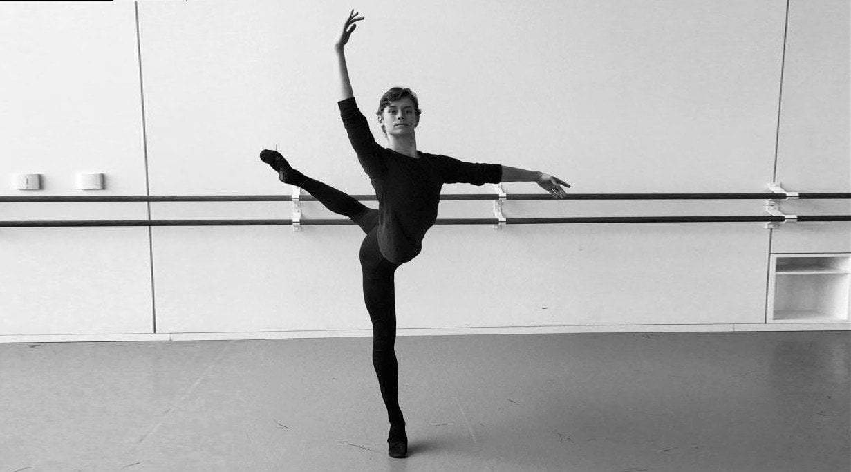 Chandler Dalton, ballet, dancer