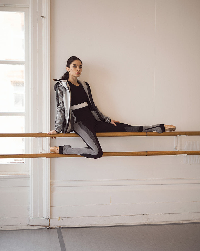 Dores Andre - ballet dancer, role model