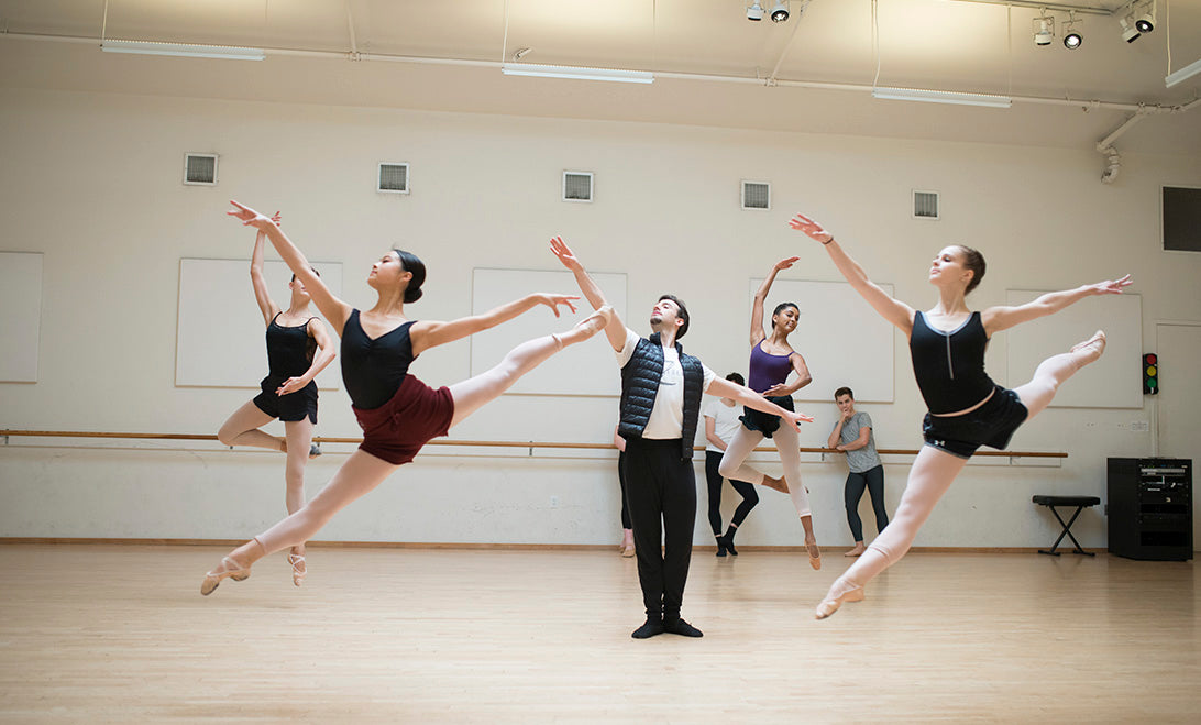Encourage Ballet in the Home