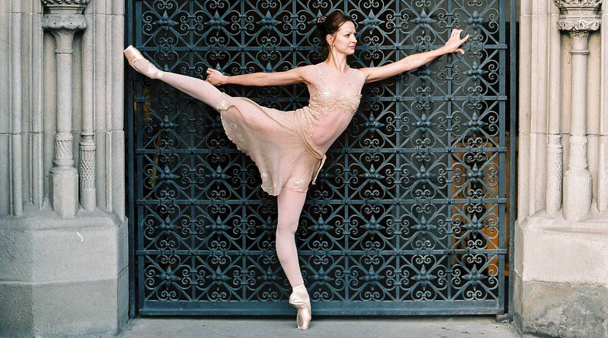Galina Mihaylova, Principal dancer with Ballet Zurich and Zarely Role Model