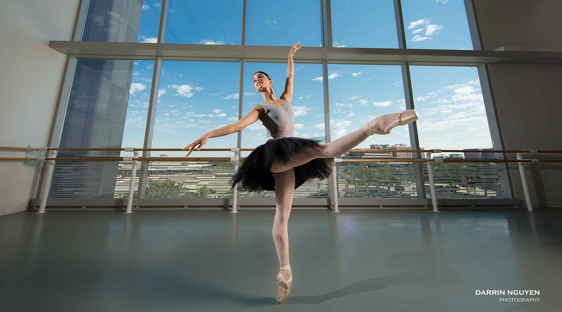 Karina Gonzalez - Principal dancer with Houston Ballet and Zarely Role Model