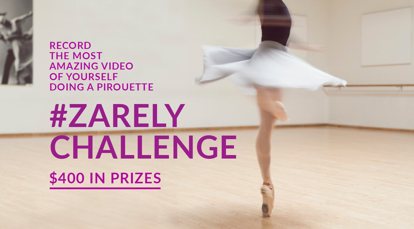 zarely challenge on Instagram