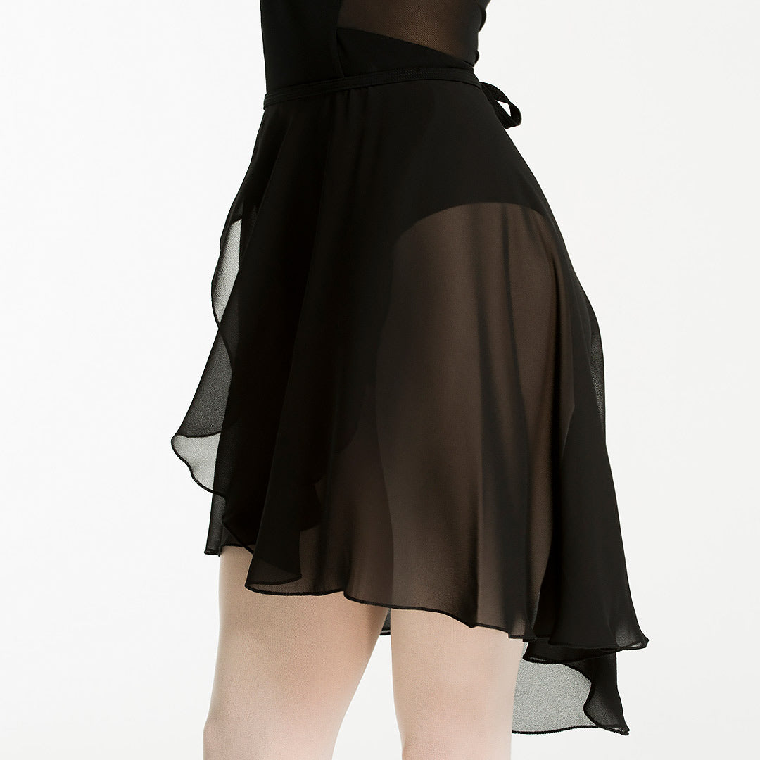 Basic Middle Chiffon Skirt