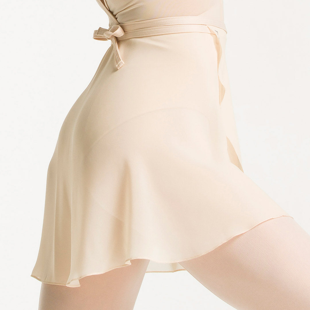 Basic Short Chiffon Skirt
