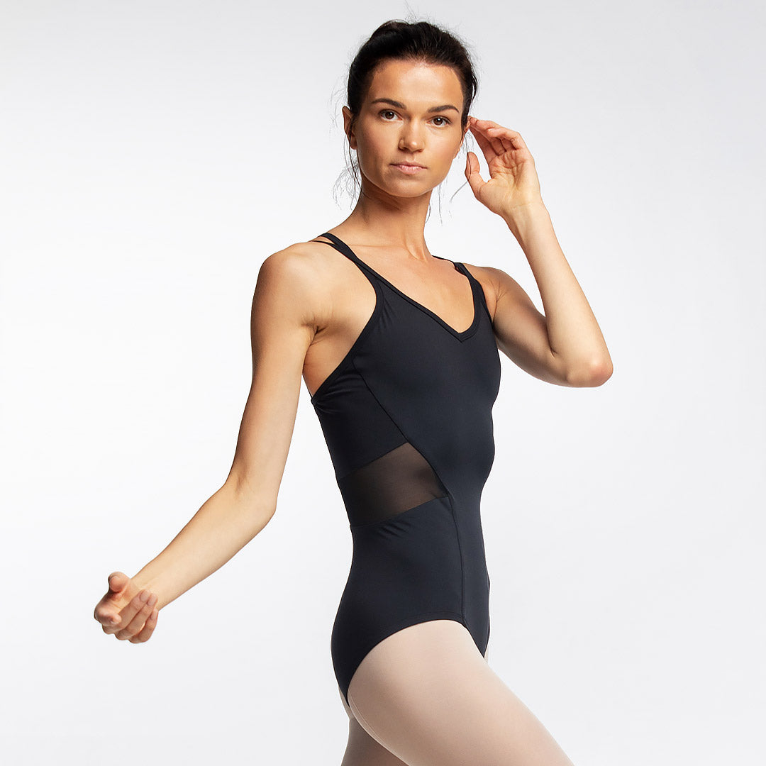 Lucia Double Cross Back Leotard