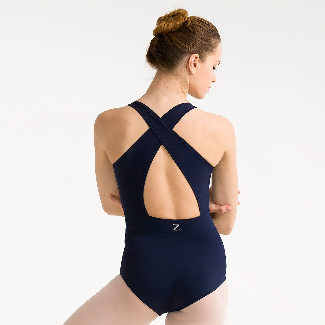 Noelani Cross Back Leotard