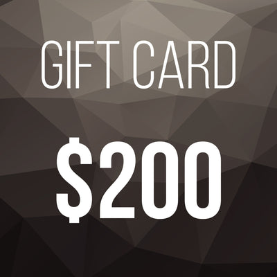 Zarely Gift Card $200.00 Gift Card