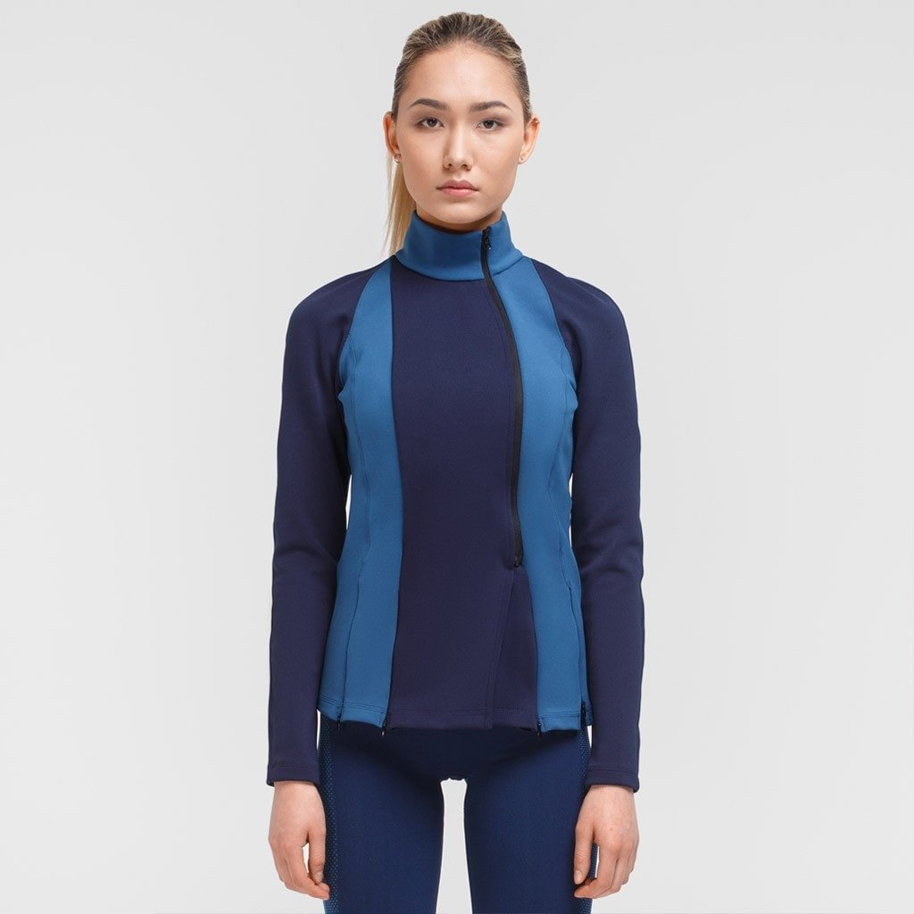 Zarely jacket-women Amber Blue Jacket
