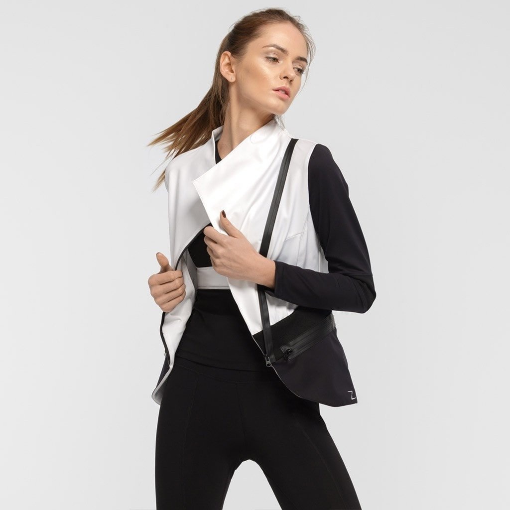 Zarely jacket-women Frances Jacket Black And White
