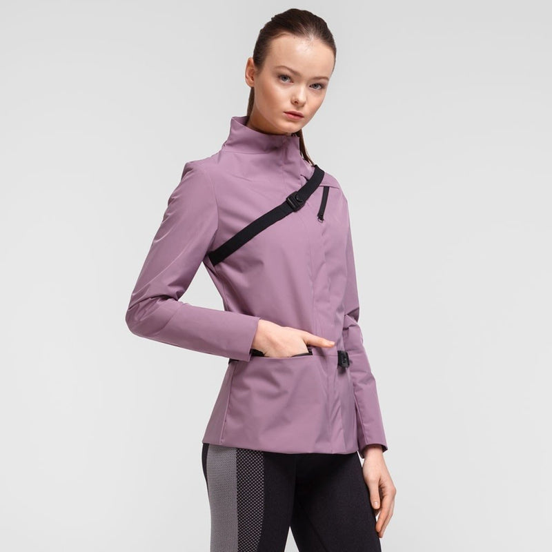 Zarely jacket-women Iana Plum Jacket