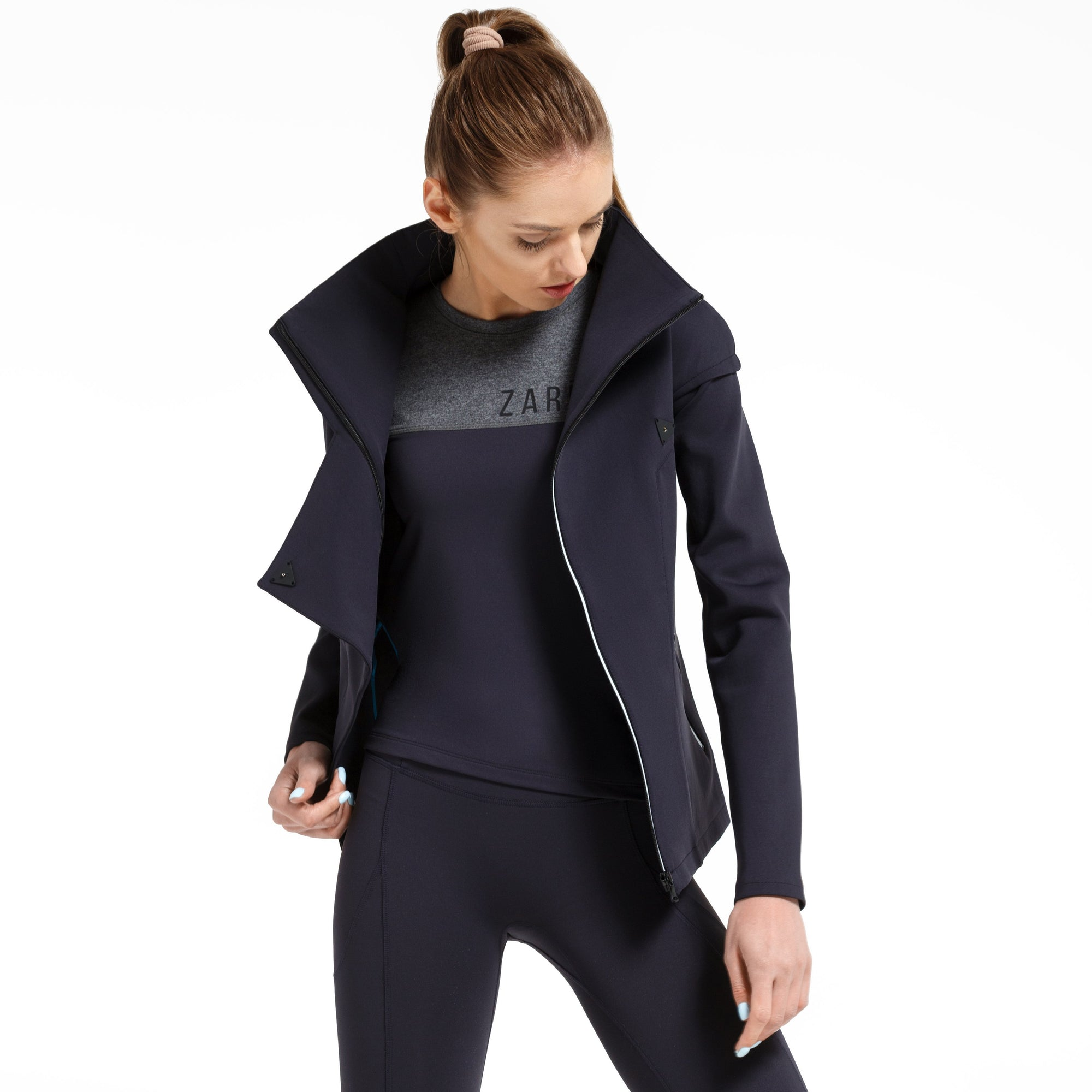 Zarely jacket-women Melissa Neoprene Jacket