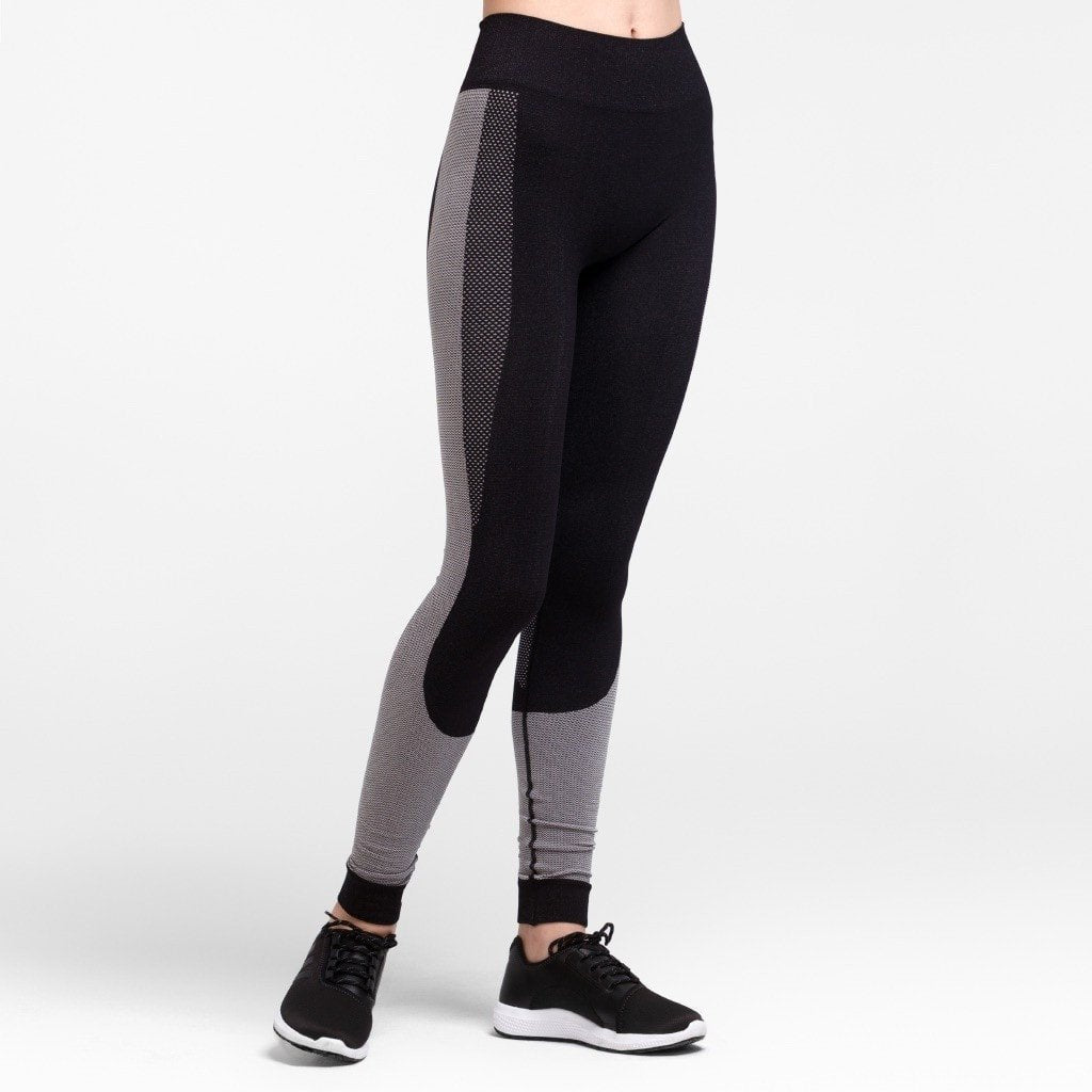 Zarely leggings-women Maia Black Seamless Leggings