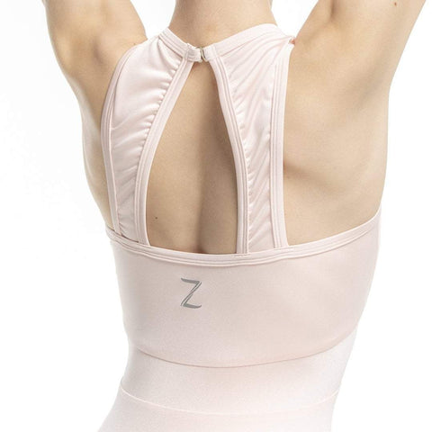 Zarely leotard-kids CHP / Pearl Peach Ana Colored Leotard for kids