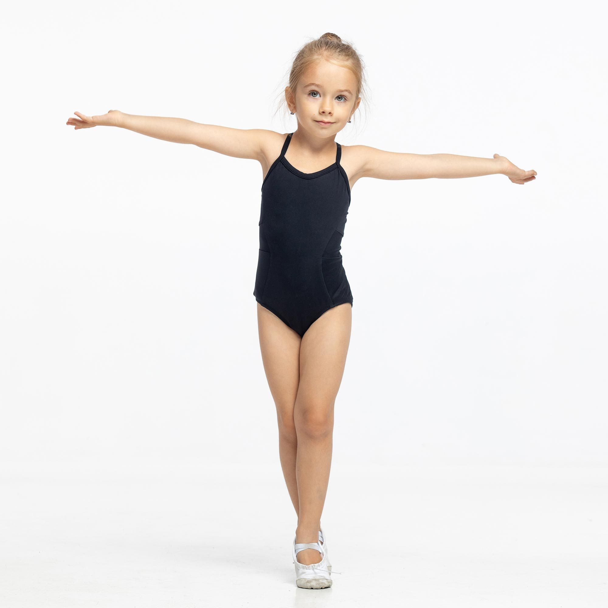 Lili leotard Black