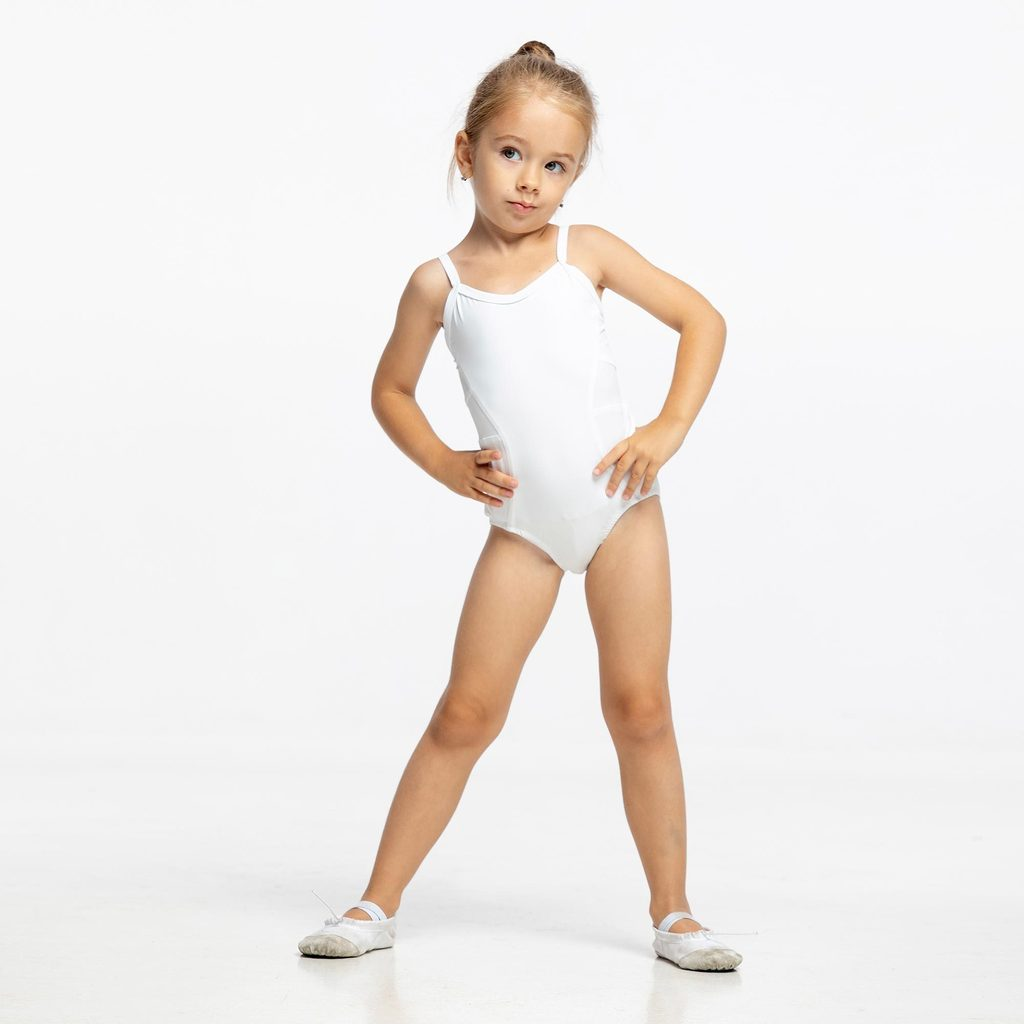 Lili leotard White