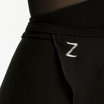 zarely logo on a skirt