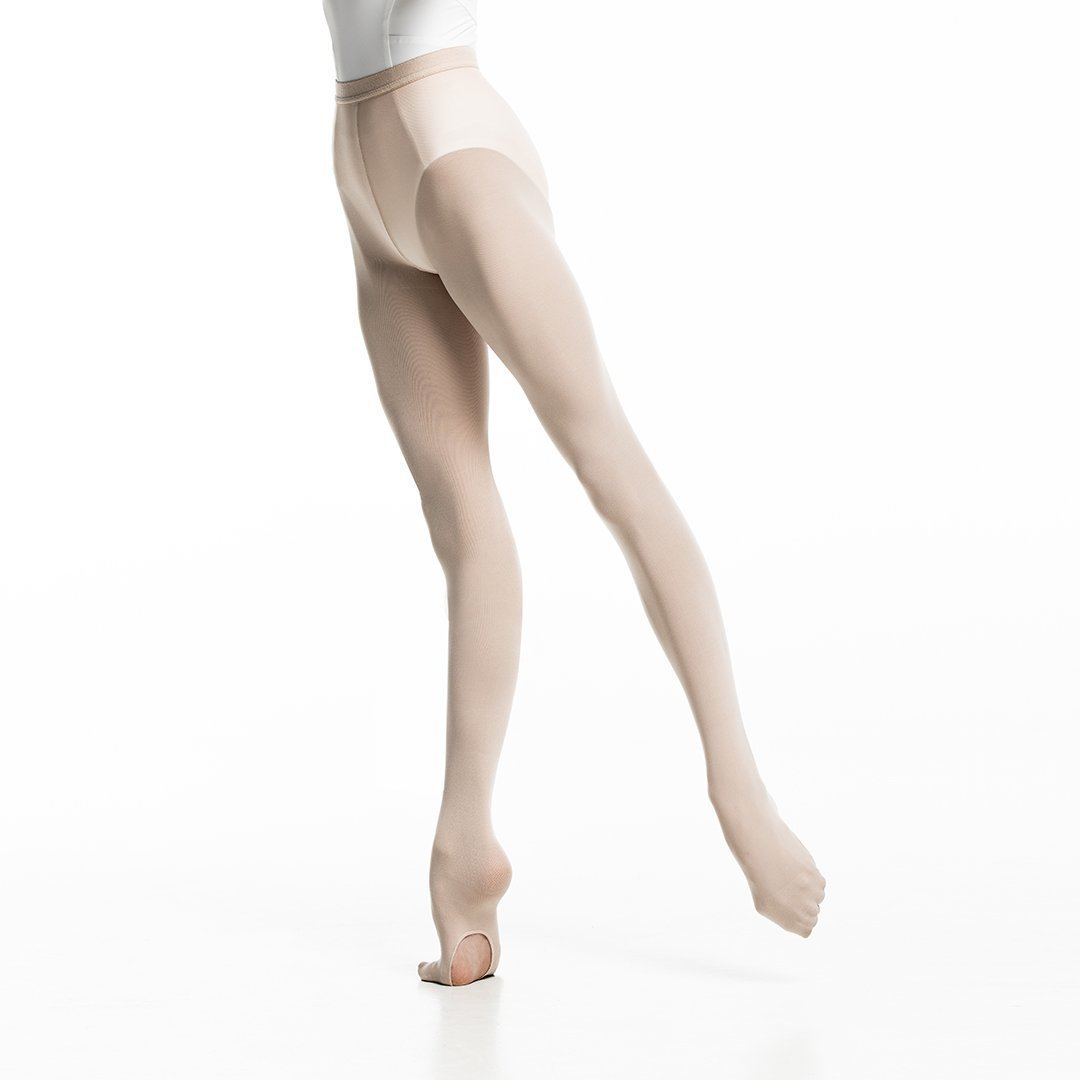 Zarely tights-teens S / Black Z1 Rehearsal Ballet Tights for teens