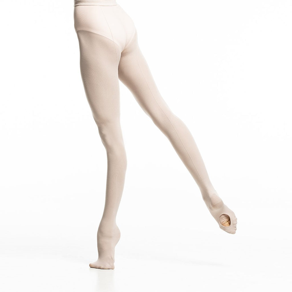 Zarely tights-kids Petite / Pink / With Back Seam Z2 Performance Ballet Tights for kids