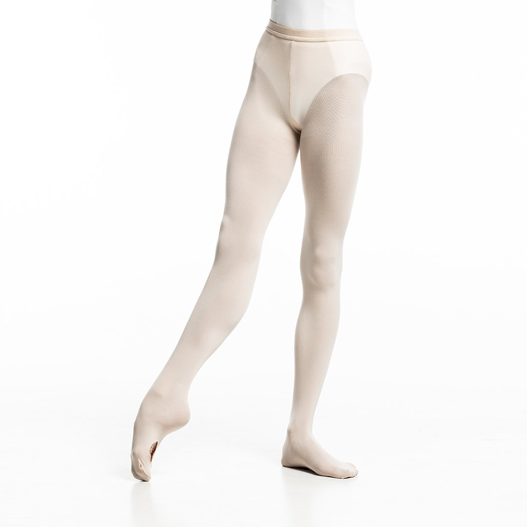 Zarely tights-kids Petite / Stage Pink / With Back Seam Z2 Performance Ballet Tights for kids