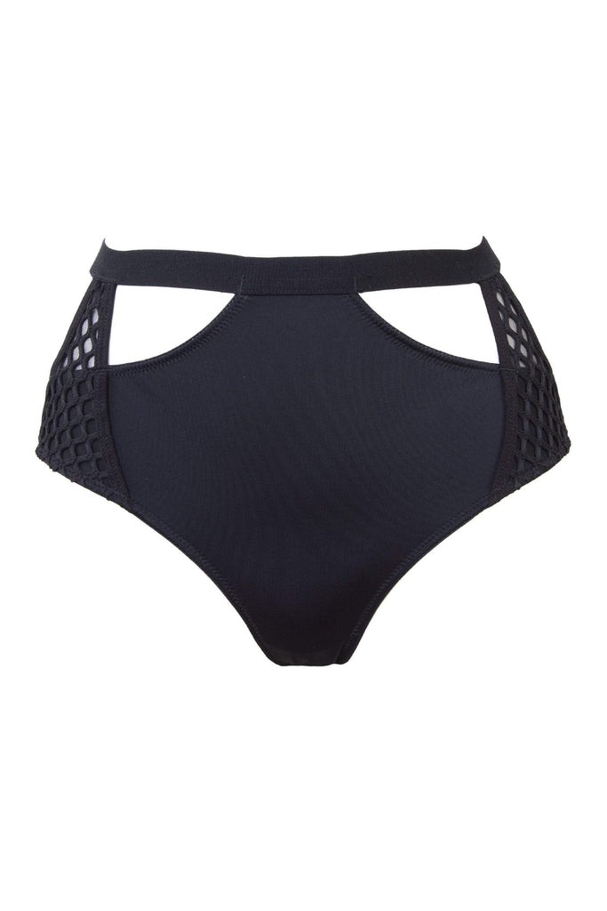 Peek & Beau Wanda Fishnet Brief