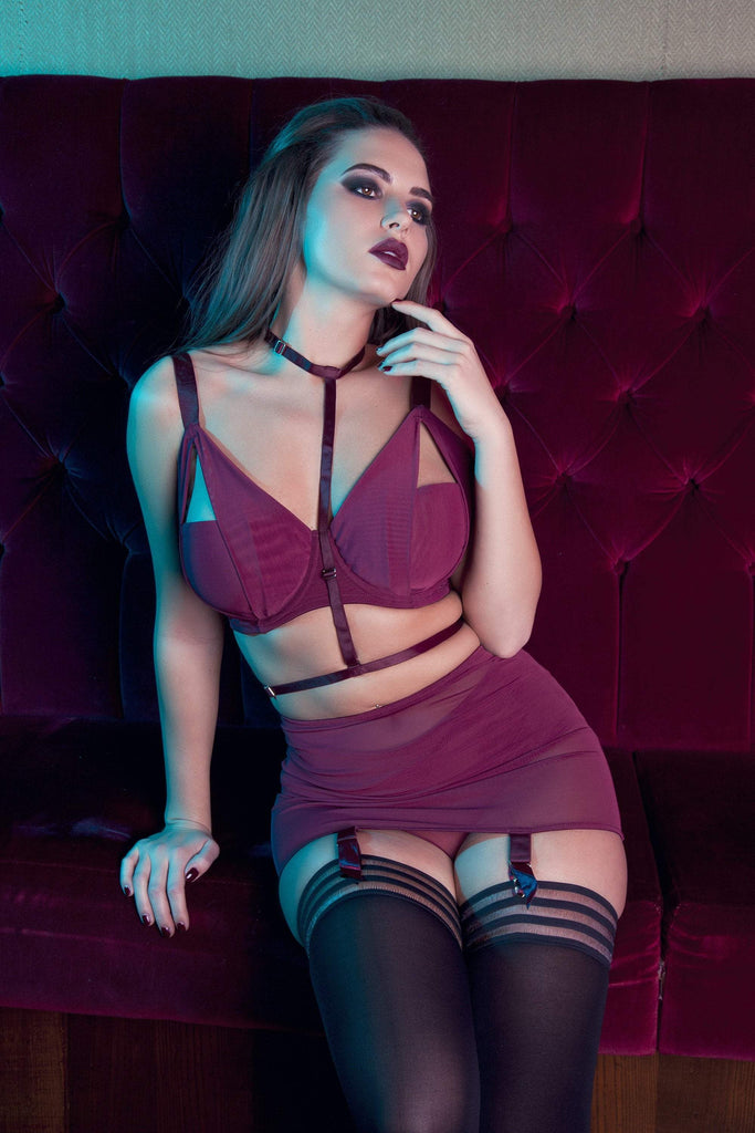 Juliet Wine Girdle