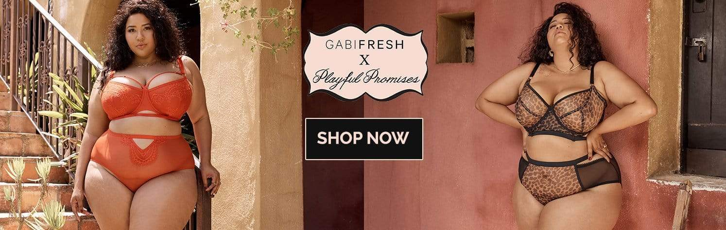 Gabi Fresh x Playful Promises